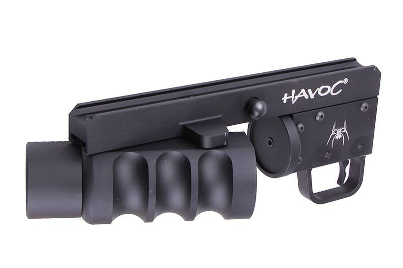 MadBull Spikes Tactical Havoc 40mm Grenade Launcher - 9 inches