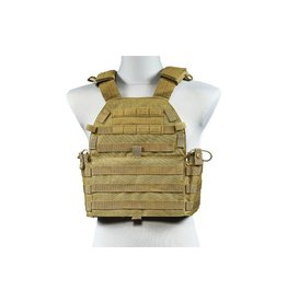 ACM Tactical Molle Plate Carrier Type 6094 - TAN