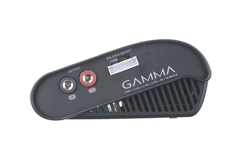 Redox GAMMA Multiprozessor Ladegerät mit Touchscreen - schwarz