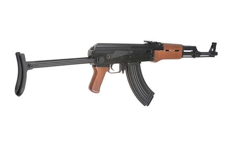 Spartac SRT-22 AK47 AEG - BK/Holzimitat