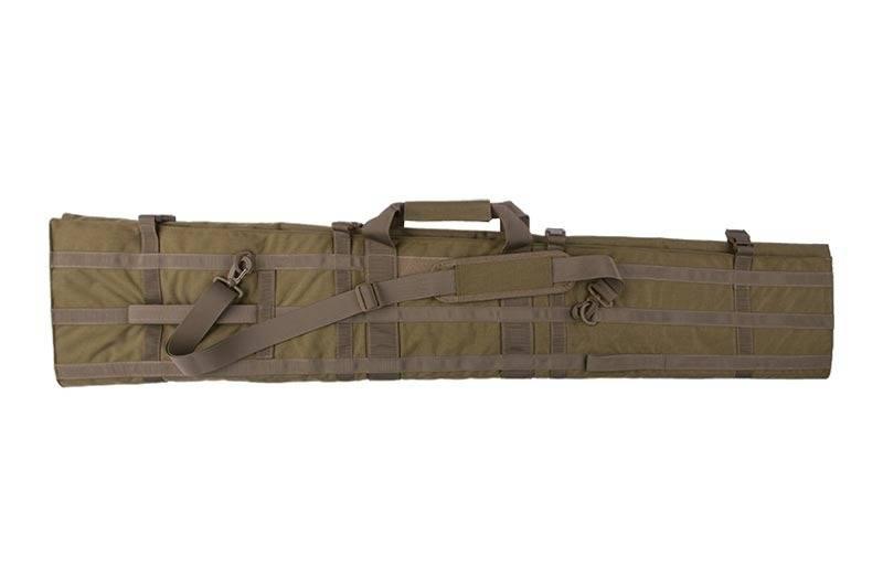 Primal Gear Sniper Gewehrtasche und Schussmatte 120 cm - TAN