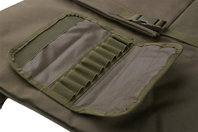 Primal Gear Sniper Gewehrtasche und Schussmatte 120 cm  - OD