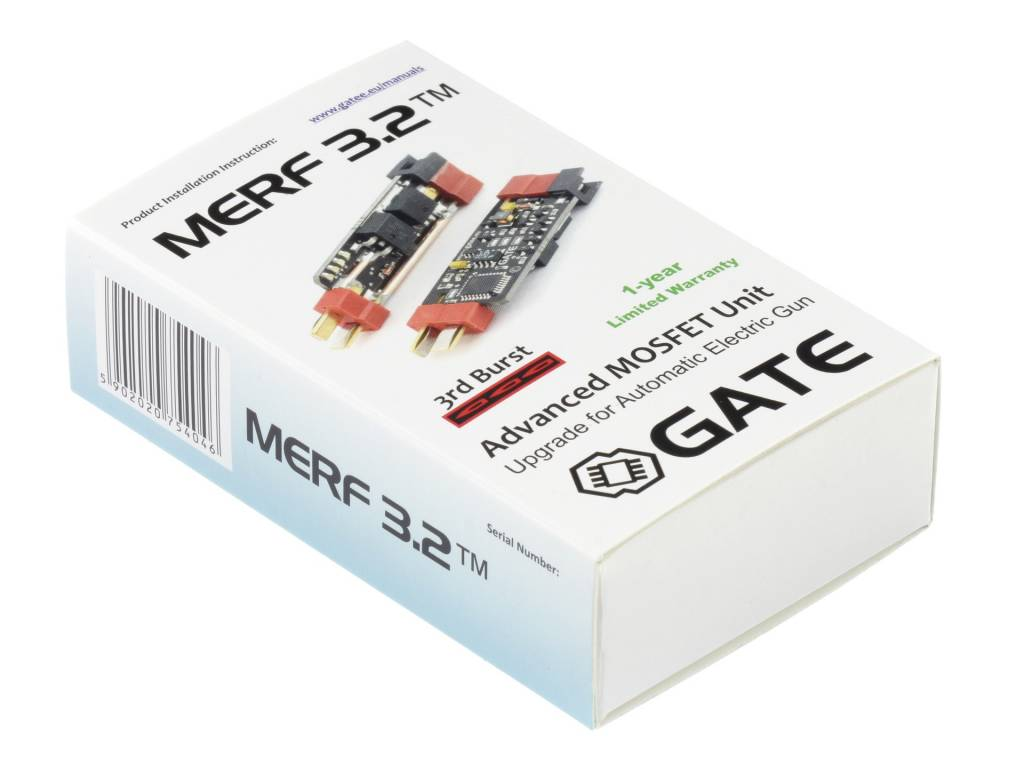 Gate Electronics MERF 3.2 Advanced MosFet Unit