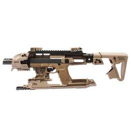CAA Kit de conversion tactique RONI G1 pour Glock GBB - TAN