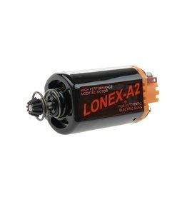 Lonex A2 Titanium Infinite Torque-Up Motor - court
