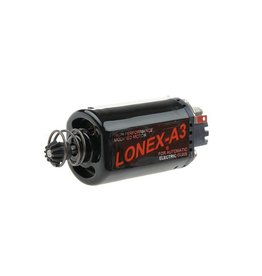 Lonex A3 Titan Infinite High Speed Revolution Motor - short