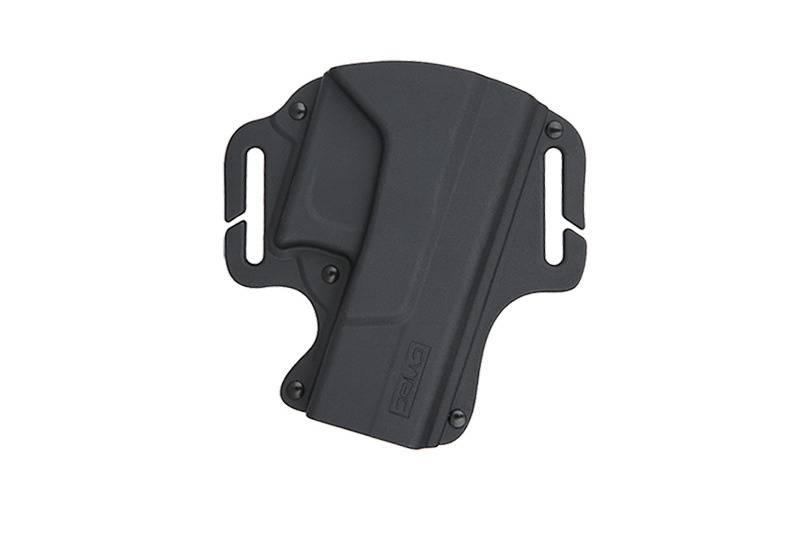 Cytac OWB Ambidextrous Holster für Glock 19, 23, 32 - BK
