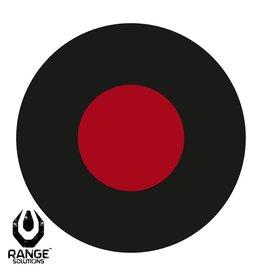 Range Solutions 3Gun Classic Target 500x500 mm - 50 Stück