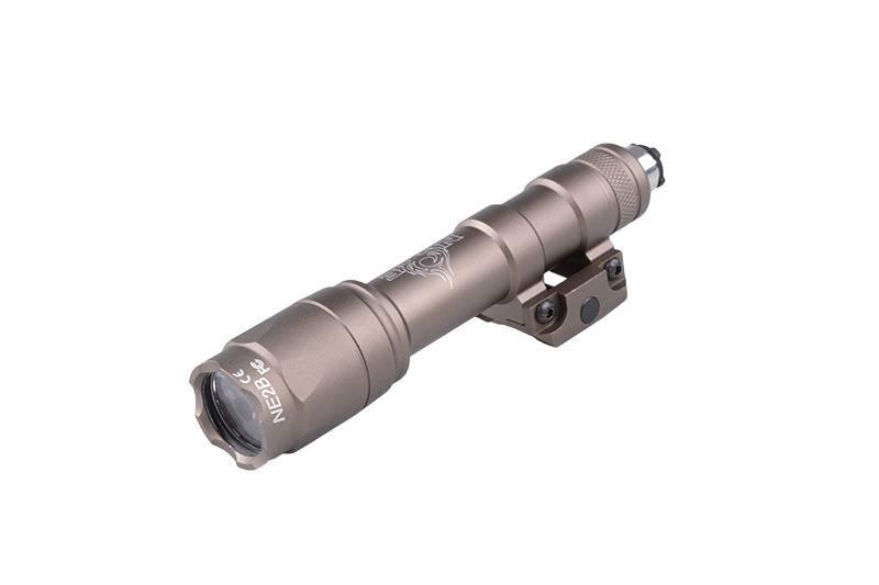 Night Evolution M600C LED Scout Taclight - TAN