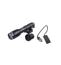 Night Evolution M600C LED Scout Taclight - BK
