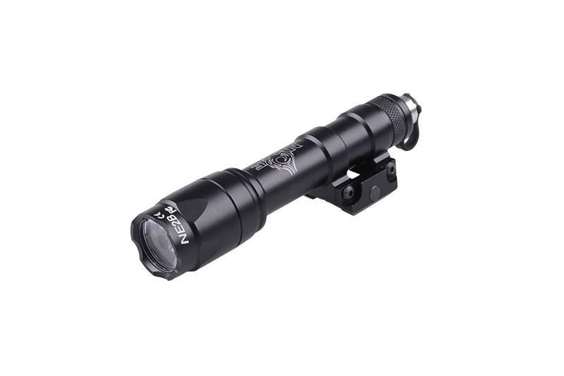 Night Evolution M600C LED Scout Taclight - BK