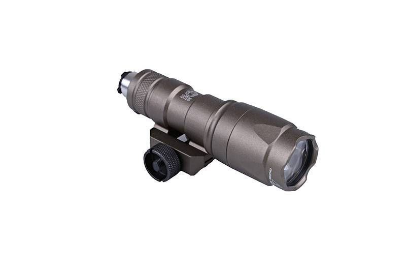 Night Evolution M300A LED Scout Taclight - TAN