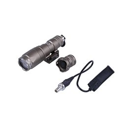 Night Evolution M300A LED Scout Taclight - TAN