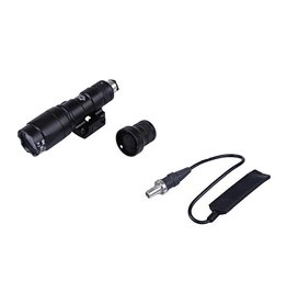 Night Evolution M300A LED Scout Taclight - BK