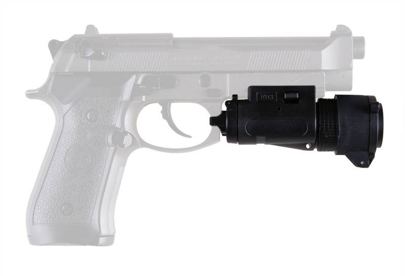 Element M3X LED Scout Taclight - BK