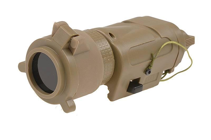 Element M3X LED Scout Taclight - TAN