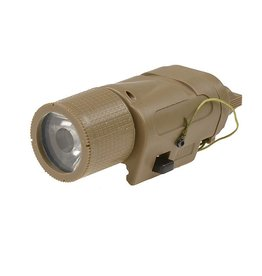 Element M3X LED Scout Taclight - TAN