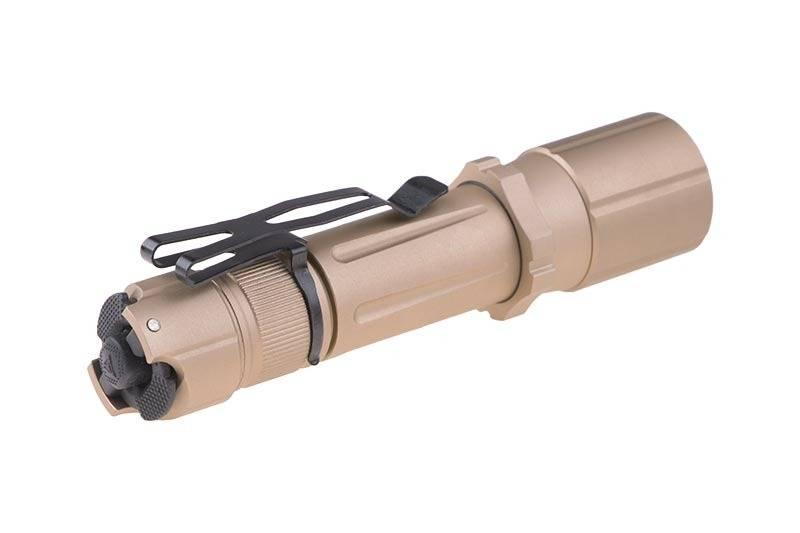Opsmen FAST 501 Ultra-High-Ouput Flashlight - TAN