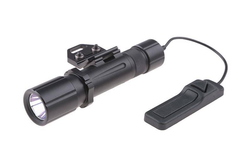 Opsmen FAST 501K Ultra-High-Ouput Flashlight - BK