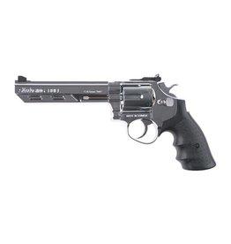 HFC HG133C .357 Magnum 6 pouces Revolver Greengas - Argent