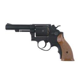HFC HG131B .357 Python 3.5 inch Greengas Revolver - BK