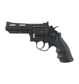 HFC HG132B .357 Magnum Revolver Greengas 4 pouces - BK