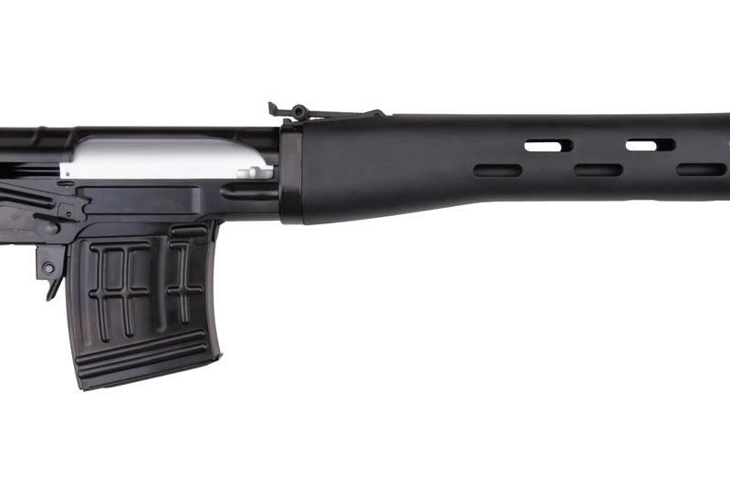 WE Tech ACE VD SVD Sniper GBBR - BK