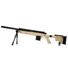 Swiss Arms SAS 06 L96 Action Bolt Sniper Set– TAN