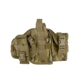 ACM Tactical Universal Leg Holster - MultiCam