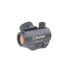 Buckler Dexter 1x20 Reflex Red Dot Sight - BK