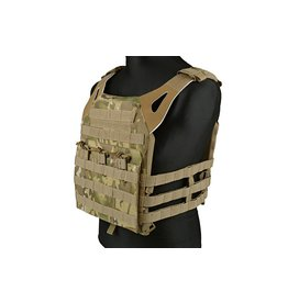 ACM Tactical Tactical Vest Jump Plate Carrier - MultiCam