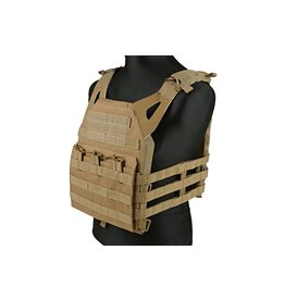 ACM Tactical Tactical Vest Jump Plate Carrier - TAN