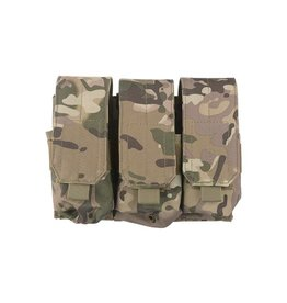 ACM Tactical 3-fach Magazintasche für M4/M16 - MultiCam