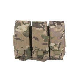 ACM Tactical Pochette magazine 3 plis pour M4 / M16 - MultiCam