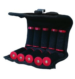 Allen Shotgun Belt Ammo Carrier Pouch - BK