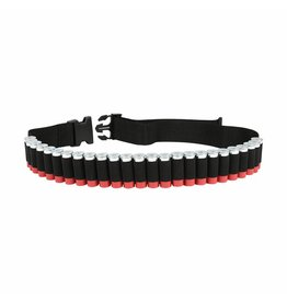 Allen Shotgun Shell Belt for 25 Shells- noir