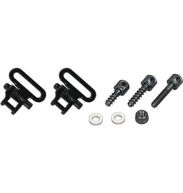"Allen Swivel Set for Bolt Action Rifles - fits 1"" Slings - BK"