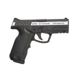ASG Steyr M9-A1 - Co2 NBB 4.5mm Airgun - Dual Tone