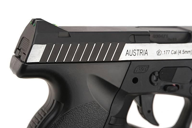 ASG Steyr M9-A1 - Co2 NBB 4 5mm Airgun - Dual Tone
