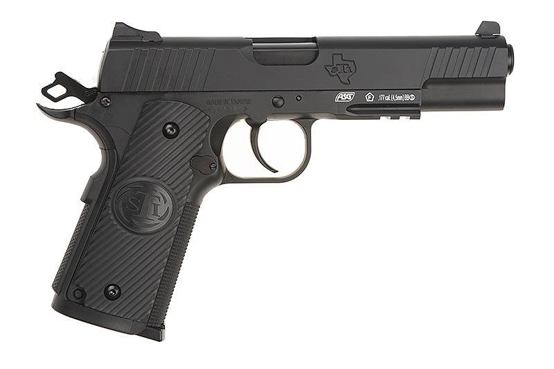 ASG STI Duty One 1911 - Co2 Blowback 4.5mm Airgun - BK