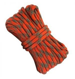 UST Brands ParaTinder Utility Cord, 30ft - orange/grau