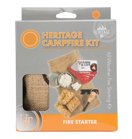 UST Brands Kit de feu de camp patrimonial