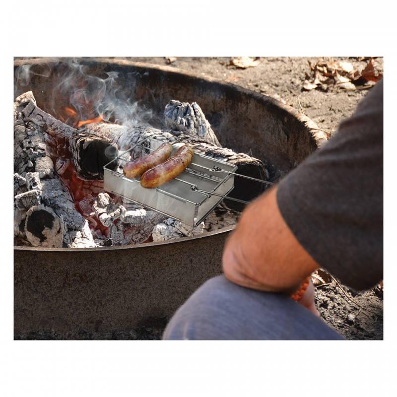 UST Brands Heritage faltbarer Mini Griller
