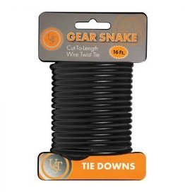 UST Brands Gear Snake 508 cm - schwarz