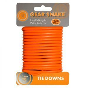 UST Brands Gear Snake 508 cm - orange