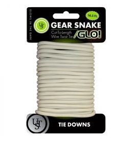 UST Brands Gear Snake GLO 508 cm - glow in the dark