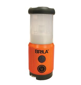 UST Brands Brila LED Mini Lantern - orange