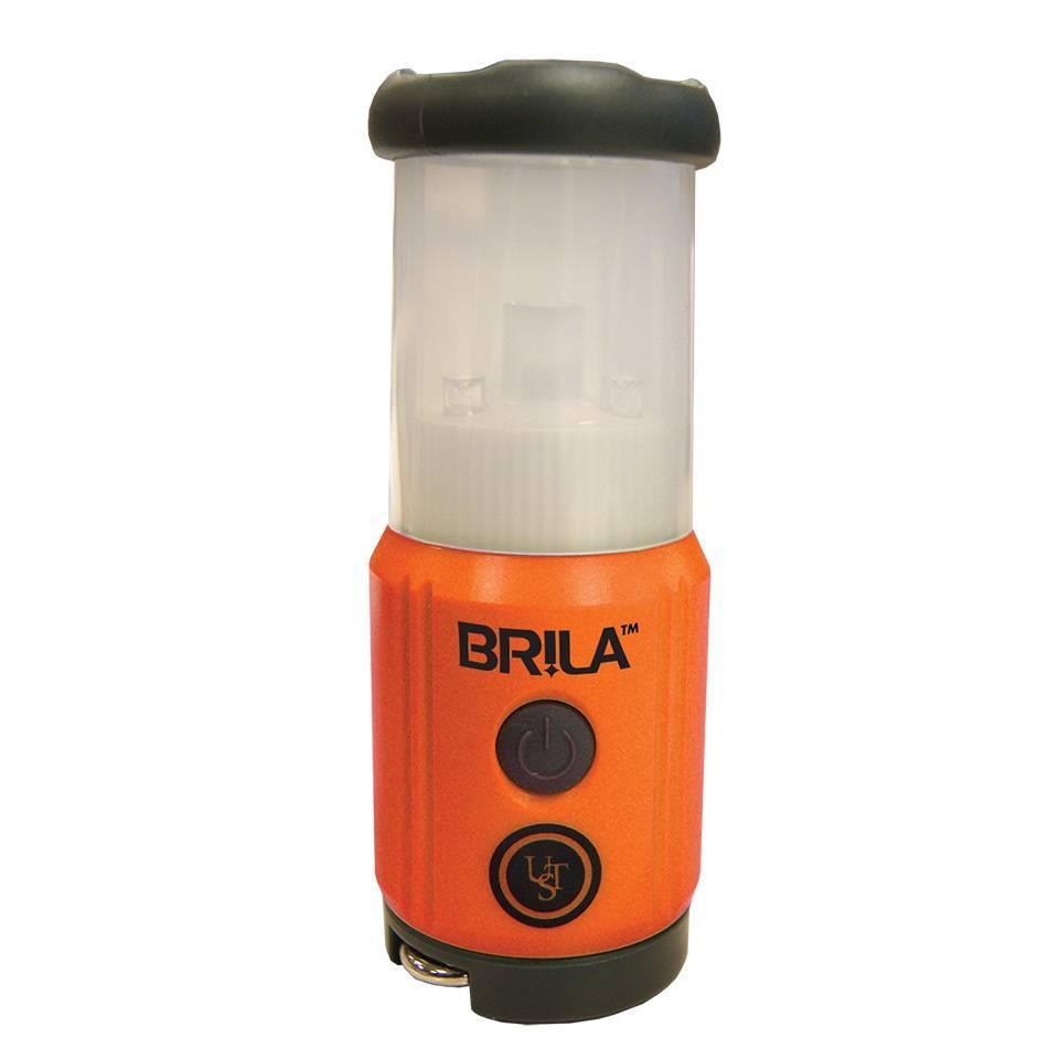 UST Brands Brila LED Mini Laterne - orange