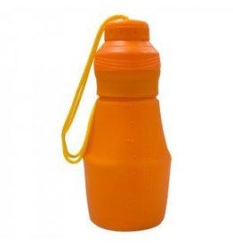 UST Brands FlexWare Water Bottle 540ml - orange