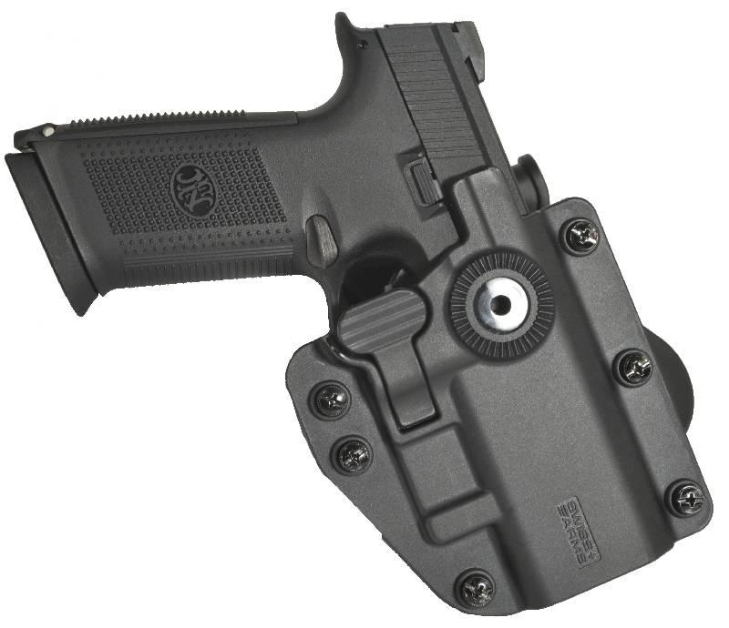 Swiss Arms ADAPTX Level 2 Universal Holster - BK